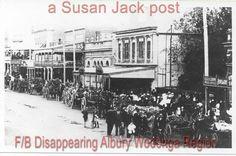 Albury dean st