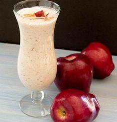 4 smoothie-uri cu mere pentru un abdomen mai plat – Juice Recipes Apple Pie Smoothie, Smoothie Detox, Apple Smoothies, Strawberry Smoothie, Healthy Smoothies, Healthy Drinks, Just Juice, Slimming Recipes, Healthy Food To Lose Weight
