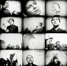 The Passion of Joan of Arc - Carl Theodor Dreyer
