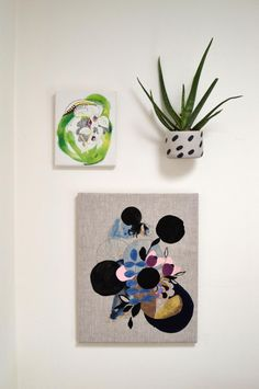Creative spaces: Kat McLeod.