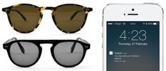 iOS Enabled Sunglasses Means You'll Never Lose a Pair Again