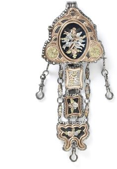 1780 Russian Chatelaine at the Victoria and Albert Museum, London