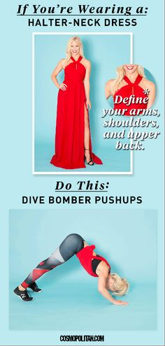 The Only Exercise You Need to Look Amazing in Any Bridesmaid Dress - Cosmopolitan.com