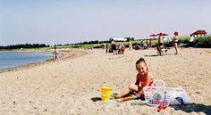 Soleil, sable et plaisirs sont au rendez-vous à la page de Bas-Caraquet | Côte acadienne, Nouveau-Brunswick #ExploreNB