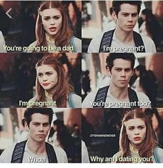 stydia, teen wolf, and lydia afbeelding