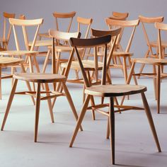 Stacking Chair by Ercol