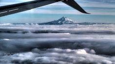 Popular on 500px : Mount Hood by dogman1967