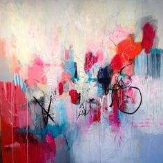 Cynthia Anne Brown Abstract Paintings Blog