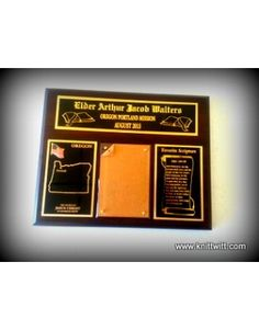 Oregon Mission, Draper 10th Ward, LDS Missionary Plaques - Use code FS2013 for Free Shipping :-) Sister Missionaries, Lds Mormon, Latter Day Saints, Jesus Christ, Oregon, Free Shipping