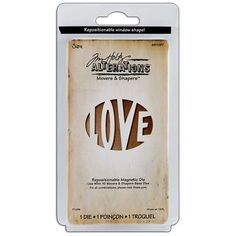 Sizzix Movers & Shapers Magnetic Die By Tim Holtz-Love Sizzix http://www.amazon.co.uk/dp/B004AU5T3Y/ref=cm_sw_r_pi_dp_OsEZwb1V764RP