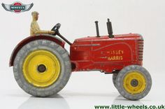 Photo of Dinky Toys: Massey Harris Tractor