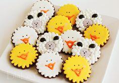 LilaLoa: Ducks, Chicks, and Sheep. (No Bunnies)