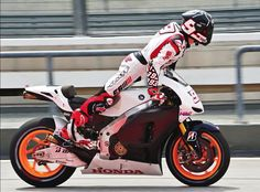 MotoGP HRC Marc Marquez (2013)