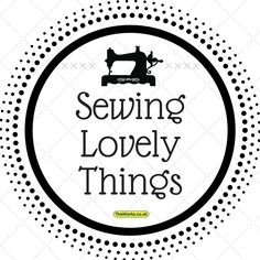 We love sewing... so we have a great range of value sewing and stitching supplies for you... check them out #SewingLovelyThings