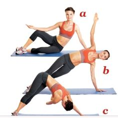 so good for your obliques too!