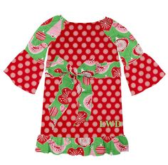 Check out the dress Shannon Ewing created on Designed By Me from Lolly Wolly Doodle!
