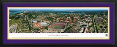 Louisiana State University - Fighting Tigers - Tiger Stadium Panoramic Picture $199.95