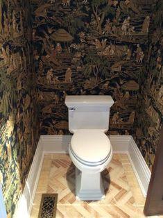 173 Meilleures Images Du Tableau Papier Peint Toilettes Wall