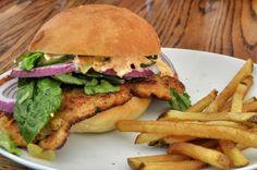 Pork Tenderloin Sandwich |  Favorite Game Day Foods From Every Corner of America