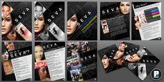 freelance brochure design for Seva by PA designs
