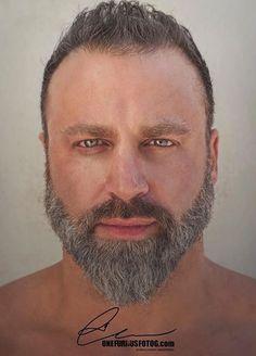 😍😍😍 – coiffures et barbe hommes Best Beard Styles, Hair And Beard Styles, Oscar 2017, Beard Shapes, Beard Designs, Beard Tips, Short Beard, Moustaches, Beard Grooming