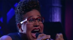 "Alabama Shakes leader Brittany Howard is a once-in-a-generation vocal talent. Geniuses often go unheralded in their time, so it's gratifying that her band is doing so well, and it's gratifying to see them absolutely bring the house down on The Late Show with Stephen Colbert last night. The group performed ""Joe"", a bonus track from their excellent 2015 album Sound & Color, and while the song isn't as boisterous as many of their other songs, the lack of a loud climax actually provides a big…"