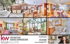 Gatineau, Keller Williams, Rue, Interiors, House Styles, Amazing, Home Decor, 3 Bedroom House, Real Estate Broker