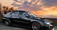 Subaru automobile - fine photo