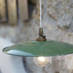 Elsie Green. vintage lighting - perfect pendant