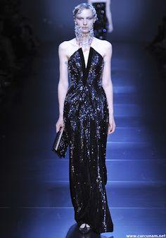 Armani Prive 2013 Fall  Couture Haute Couture Style, Couture Mode, Couture Fashion, Runway Fashion, London Fashion, Armani Prive, Timeless Fashion, High Fashion, Fashion Show