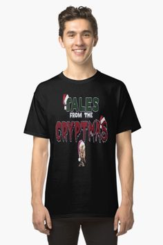 Tales From The Crypt, Christmas Classic T-Shirt! Click picture to get your very own!