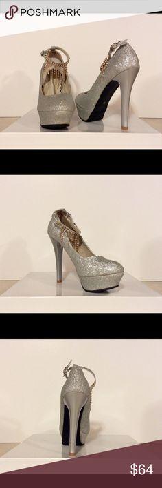 febb2d6c7fa WOMEN HIGH HEEL GOLDEN SEQUINS STILETTO. A3StudentStiletto HeelsShoes ...