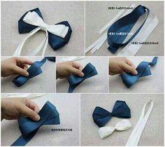 Fiocco bow