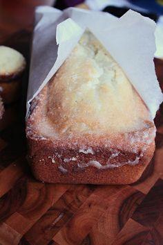 Lemon Poppyseed Bread by Darby O'Shea