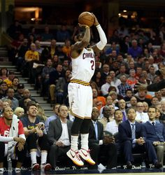 Kyrie Irving: His amazing 55 points lead Cavs victory over Trail Blazers, Jan. 28, 2015