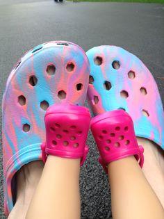 Crocs comparison