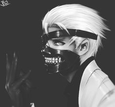 """6,055 Likes, 57 Comments - Tokyo Ghoul (@tokyoghoulplague) on Instagram: """"feel free to follow my personal @zaidibiatch - comment your name letter by letter!"""""""