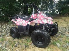 Used 2016 Coolster 110 ATVs For Sale in Massachusetts. 978-441-0269 ask for Richie!! Call us today and reserve an atv. They are all new and do come with warranty. This is a great starter quad brand and comes with the following...4 Stroke Honda Clone EngineGovernors (limits speed)Remote Shut off (shuts off Machine if running into trouble)LAYAWAY FinancingXTREME TOYZ1166 Merrimack AveDracut Ma 01826PH: 978-441-0269OPEN 7 DAYS VISIT US