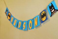Fiesta de cumpleaños con temática del logo de Batman   i24mujer