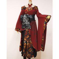Inspired #kimono