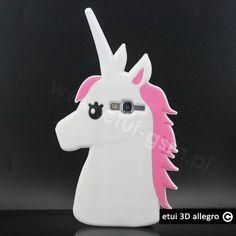 Etui Samsung Galaxy Grand Prime Jednorożec / Unicorn <33 G530