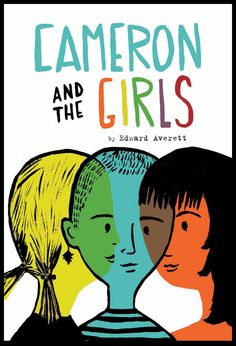 This is the book I read for my first book report in English 3. It is called Cameron and the Girls, by Edward Averett.