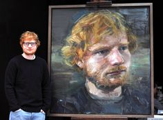 Ed Sheeran from The Big Picture: Today's Hot Photos