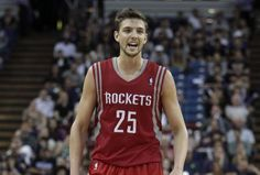 Houston Rockets Chandler Parsons