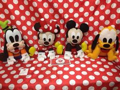 Turma do Mickey #Feltro