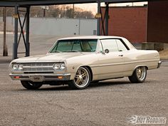 1965 Chevy Chevelle hot rod muscle cars    f wallpaper background