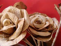 Flores de palha