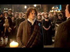 """Outlander After Show Season 1 Episode 4 """"The Gathering""""   AfterBuzz TV"""