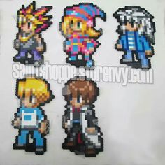 http://saintsshoppe.storenvy.com/collections/149020-bead-sprites/products/816916-yu-gi-oh-character-sprite
