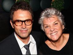 Tim Daly (brother) and Tyne Daly (sister)
